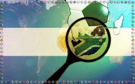 Papel de parede Copa do Mundo – Argentina