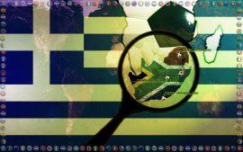 Papel de parede Copa do Mundo – Grécia