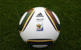 Papel de parede Copa do Mundo – Jabulani