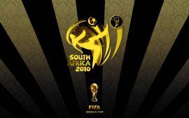 Papel de parede Copa do Mundo – Logo Preto