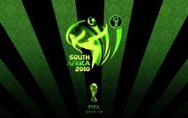 Papel de parede Copa do Mundo – Logo Verde