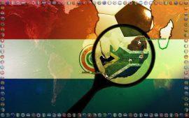Papel de parede Copa do Mundo – Paraguay