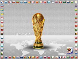 Papel de parede Copa do Mundo – Taça