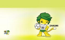 Papel de parede Copa do Mundo – Zakumi
