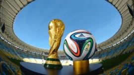 Papel de parede Brazuca: A bola da Copa