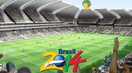 Papel de parede Copa do Mundo no Brasil