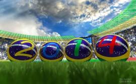 Papel de parede Copa do Mundo no Brasil 2014