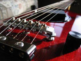 Papel de parede Corda de Guitarra