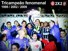 Papel de parede Corinthians Campeão Fenomenal