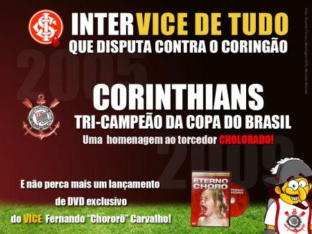 Papel de parede Corinthians Campeão, Inter Chororado para download gratuito. Use no computador pc, mac, macbook, celular, smartphone, iPhone, onde quiser!