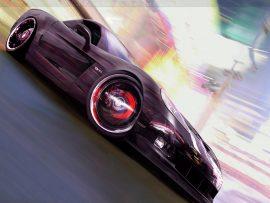 Papel de parede Corvette X06