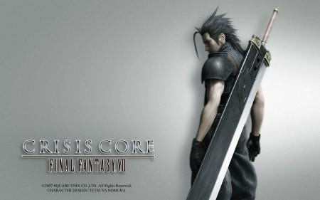 Papel de parede Crisis Core – Final Fantasy VII para download gratuito. Use no computador pc, mac, macbook, celular, smartphone, iPhone, onde quiser!