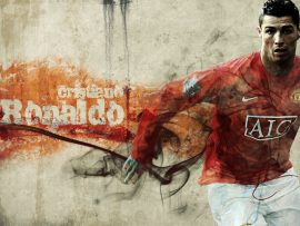 Papel de parede Cristiano Ronaldo – Futebol