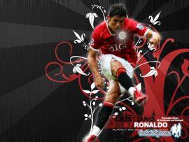Papel de parede Cristiano Ronaldo – Manchester