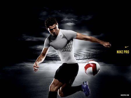 Papel de parede Cristiano Ronaldo – Nike para download gratuito. Use no computador pc, mac, macbook, celular, smartphone, iPhone, onde quiser!