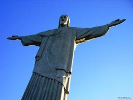 Papel de parede Cristo Redentor – Abençoando