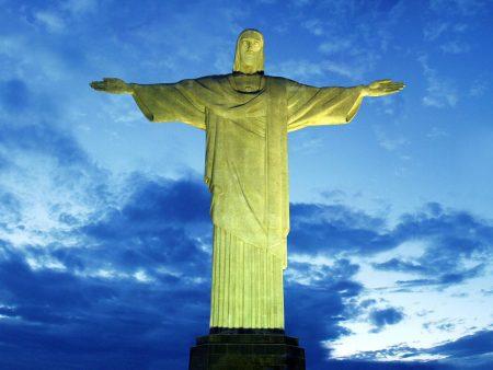 Papel de parede Cristo Redentor – Bonito para download gratuito. Use no computador pc, mac, macbook, celular, smartphone, iPhone, onde quiser!