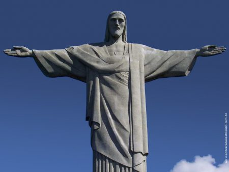 Papel de parede Cristo Redentor – Braços Abertos para download gratuito. Use no computador pc, mac, macbook, celular, smartphone, iPhone, onde quiser!