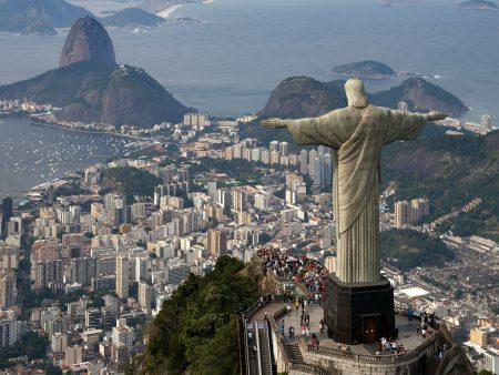 Papel de parede Cristo Redentor – Brasil para download gratuito. Use no computador pc, mac, macbook, celular, smartphone, iPhone, onde quiser!
