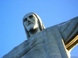 Papel de parede Cristo Redentor – Rosto