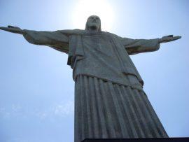 Papel de parede Cristo Redentor