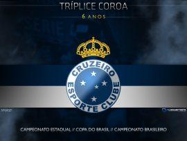 Papel de parede Cruzeiro – Escudo