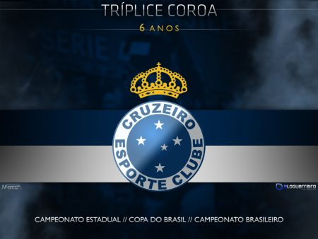 Papel de parede Cruzeiro – Escudo para download gratuito. Use no computador pc, mac, macbook, celular, smartphone, iPhone, onde quiser!