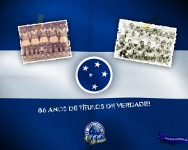 Papel de parede Cruzeiro – História