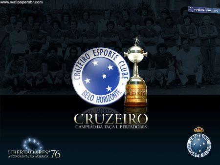 Papel de parede Cruzeiro – Libertadores para download gratuito. Use no computador pc, mac, macbook, celular, smartphone, iPhone, onde quiser!