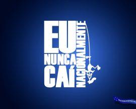 Papel de parede Cruzeiro – Nunca Caí