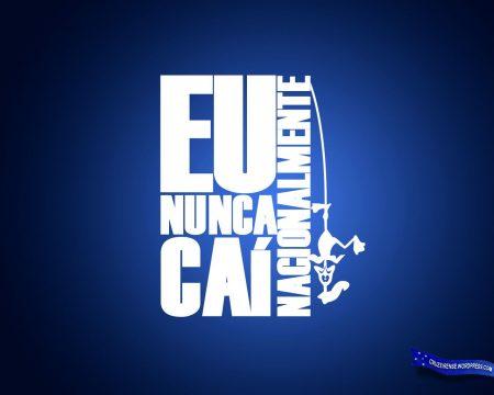 Papel de parede Cruzeiro – Nunca Caí para download gratuito. Use no computador pc, mac, macbook, celular, smartphone, iPhone, onde quiser!