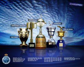 Papel de parede Cruzeiro – Taças
