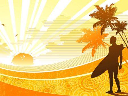Papel de parede Curtindo verão na praia para download gratuito. Use no computador pc, mac, macbook, celular, smartphone, iPhone, onde quiser!