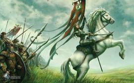 Papel de parede Dungeons and Dragons – Iniciando Batalha
