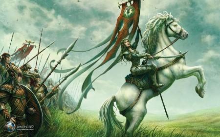Papel de parede Dungeons and Dragons – Iniciando Batalha para download gratuito. Use no computador pc, mac, macbook, celular, smartphone, iPhone, onde quiser!