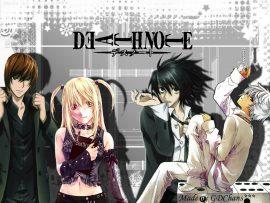 Papel de parede Death Note [4]
