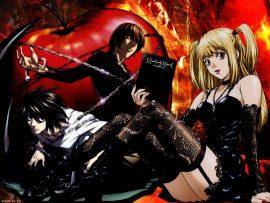 Papel de parede Death Note [5]