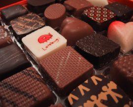 Papel de parede Delícias – Chocolate