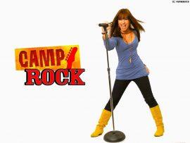 Papel de parede Demi Lovato – Camp Rock (2)