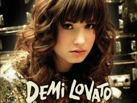 Papel de parede Demi Lovato – Garota