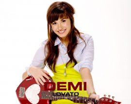 Papel de parede Demi Lovato – Linda