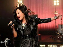 Papel de parede Demi Lovato – Show