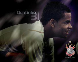 Papel de parede Dentinho Corinthians