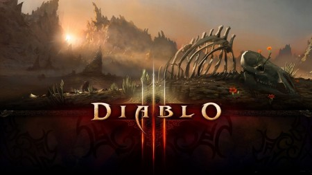 Papel de parede Diablo III para download gratuito. Use no computador pc, mac, macbook, celular, smartphone, iPhone, onde quiser!