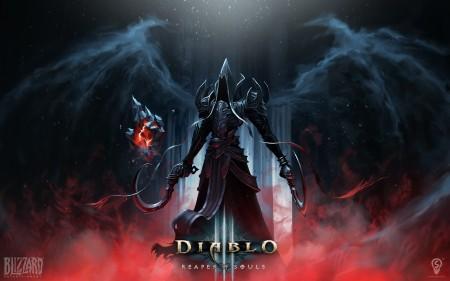 Papel de parede Diablo 3 – Ceifador para download gratuito. Use no computador pc, mac, macbook, celular, smartphone, iPhone, onde quiser!