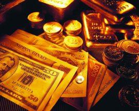 Papel de parede Dinheiro