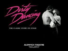 Papel de parede Dirty Dancing, Ritmo Quente