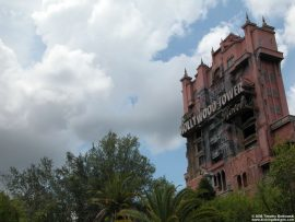 Papel de parede Disney World – Holywood Tower