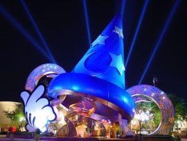 Papel de parede Disney World – Mágico