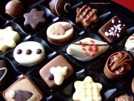 Papel de parede Doces – Chocolate